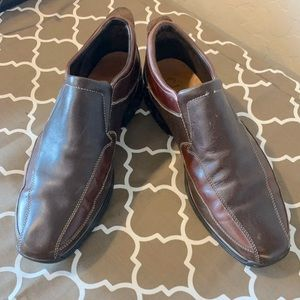 EUC Mens Cole Haan Nike Air Loafers